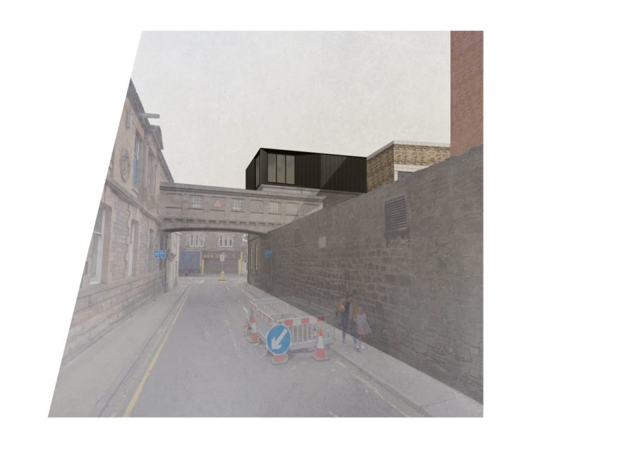Foundry Street Option 1