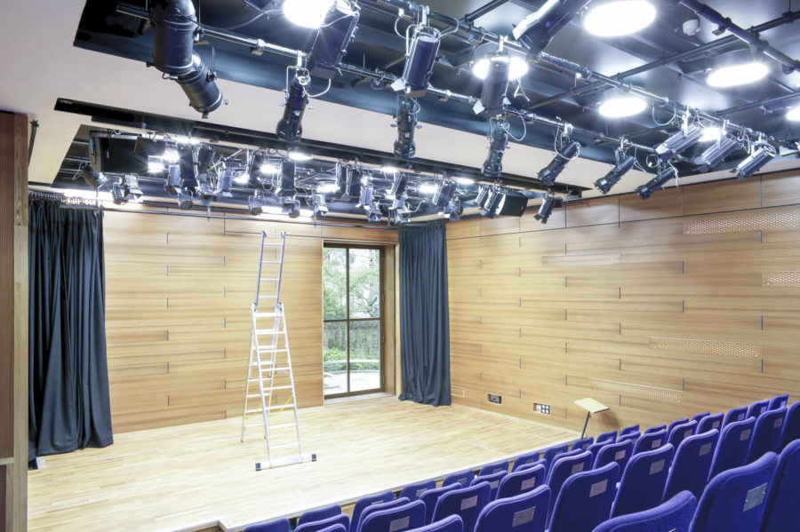 Theatre at the Scottish Storytelling Centre, Edinburgh